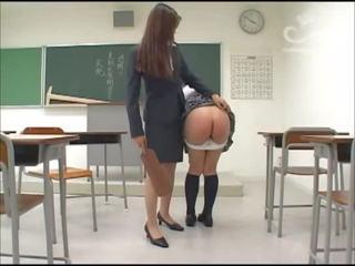 Spankee Fresh Teachers Paddling